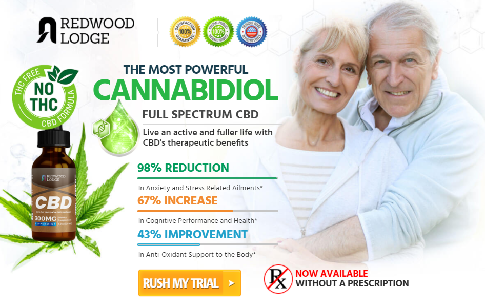 Redwood Lodge CBD OIL2